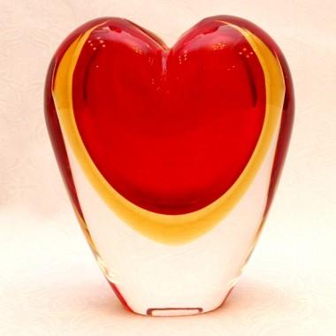 Ваза Сердце