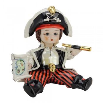 """Статуэтка """"Мальчик-пират"""""""