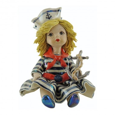 Статуэтка Девочка морячка