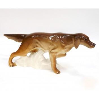 Скульптура Ирландский сеттер