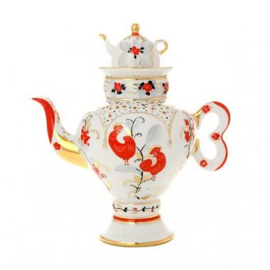 Заварочный чайник Народные мотивы
