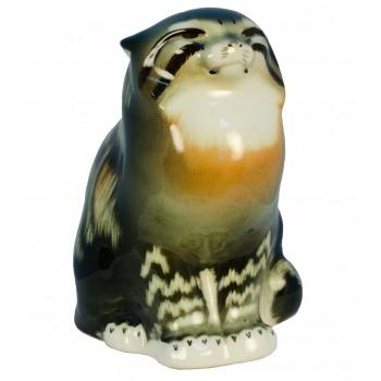 Скульптура Дикий кот