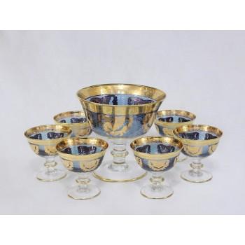 Набор креманок + ваза Macedonia
