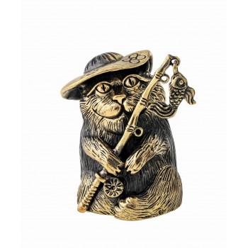 Колокольчик Кот-рыбак