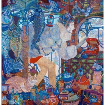 Картина Клад на Чердаке