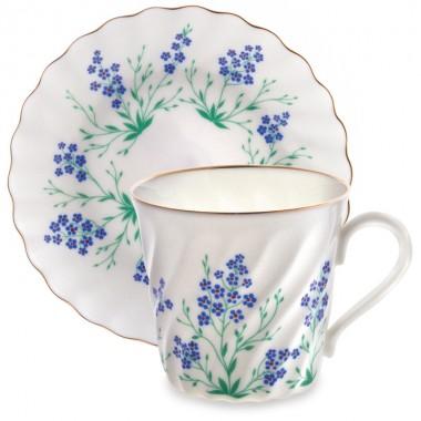 Чашка с блюдцем У Ручья