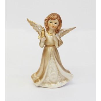 Статуэтка Ангел со свечой