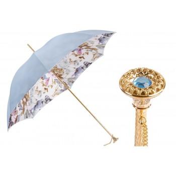 Зонт женский BUTTERFLIES