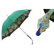Зонт женский Luxury Peacock