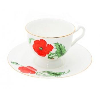 Чайная пара Кардинал