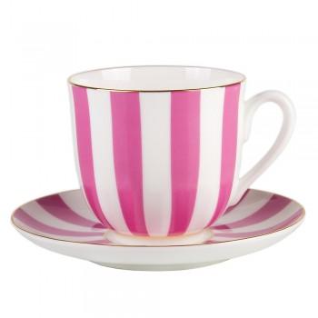 Кофейная пара Да и Нет (Розовый)