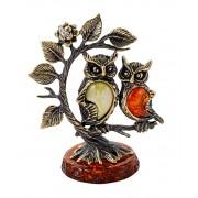 Фигурка Совушки подружки на дереве