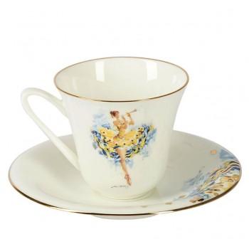 Чашка с блюдцем Фея Беззаботности