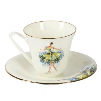 Чашка с блюдцем Фея Щедрости