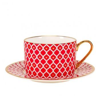 Чайная пара Скарлетт (Подарочный набор)