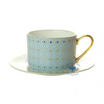 Чайная пара Азур. Подарочный набор