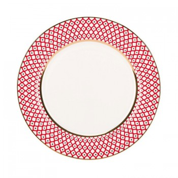 Тарелка обеденная Скарлетт