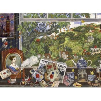 Картина Англомания