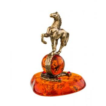 "Сувенир ""Лошадь на подкове"""