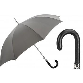 Мужской зонт ELEGANT GREY