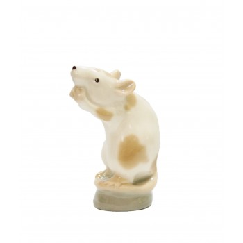 Статуэтка Мышь на подставке