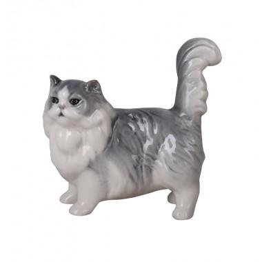 """Скульптура """"Персидская кошка Тафиния"""""""