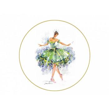 Декоративная тарелка Фея Щедрости
