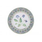 Декоративная тарелка Фиалка