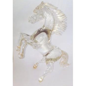 Статуэтка Лошадь из муранского стекла