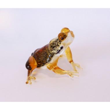 Статуэтка Лягушка из муранского стекла