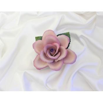 Фарфоровый цветок Роза