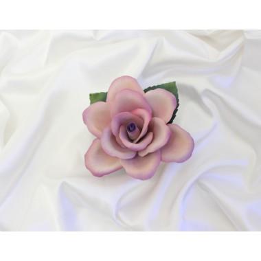 """Фарфоровый цветок """"Роза"""""""