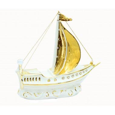 Скульптура Лодка