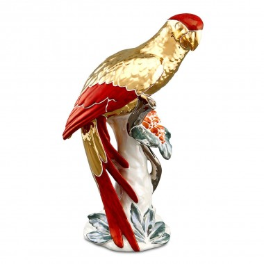Скульптура Попугай