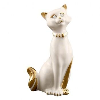Статуэтка Галантная кошка