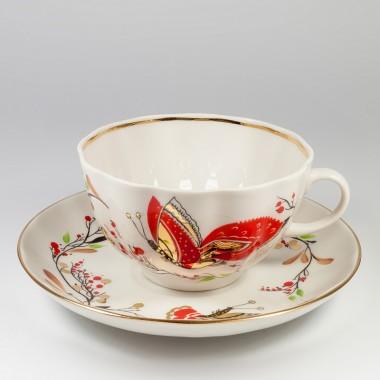 Чайная пара Бабочки
