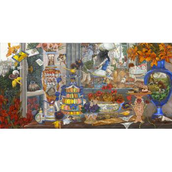 Картина Франкофилия