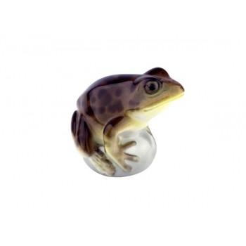 Скульптура Лягушка