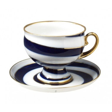 Чайная пара Серпантин
