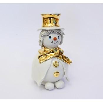 Статуэтка Снеговик