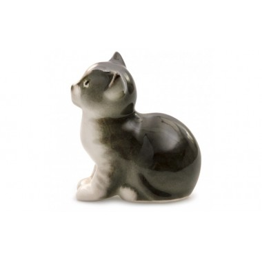 "Скульптура ""Котенок Тишка"""